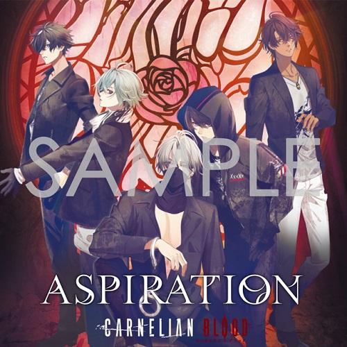 "5-Vocal-Band  ""EROSION"" 2nd Single  from CARNELIAN BLOOD(書き下ろしキャラコメント入りブロマイド5枚セット付)"