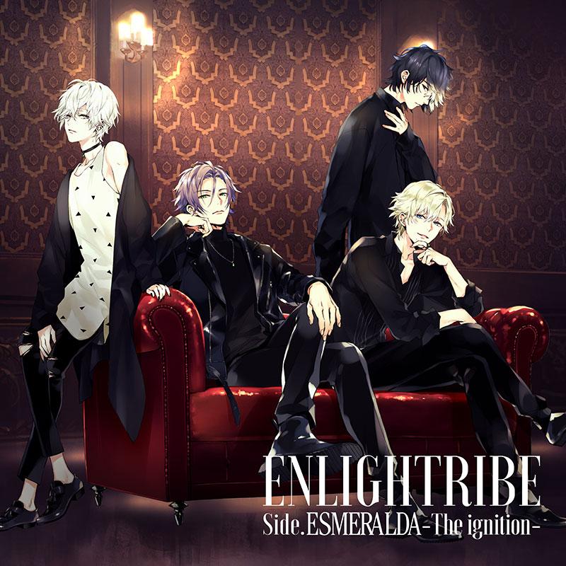 ENLIGHTRIBE side.ESMERALDA -The ignition- (スクエアカンバッジ付)