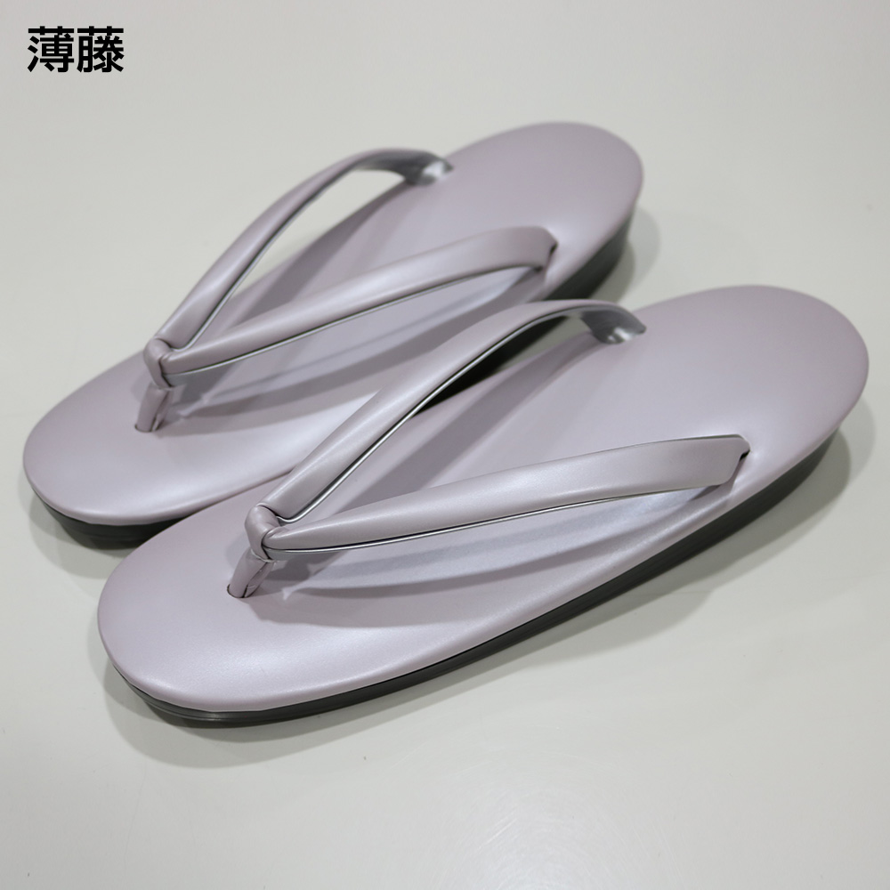 女性用ウレタン底カラー草履(11色)(M-LL)