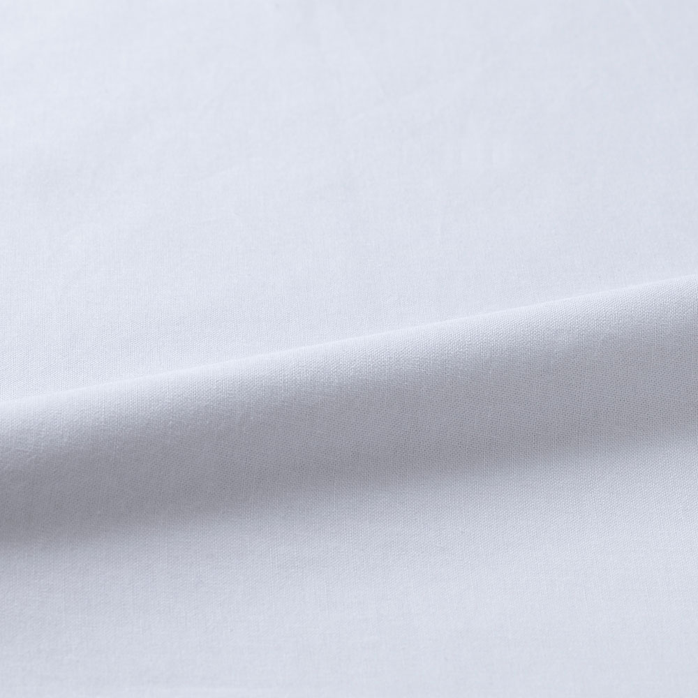綿白作務衣(M-LL)