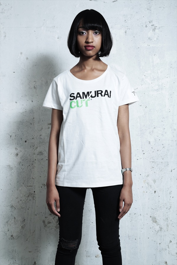 SAMURAI CUT [White]