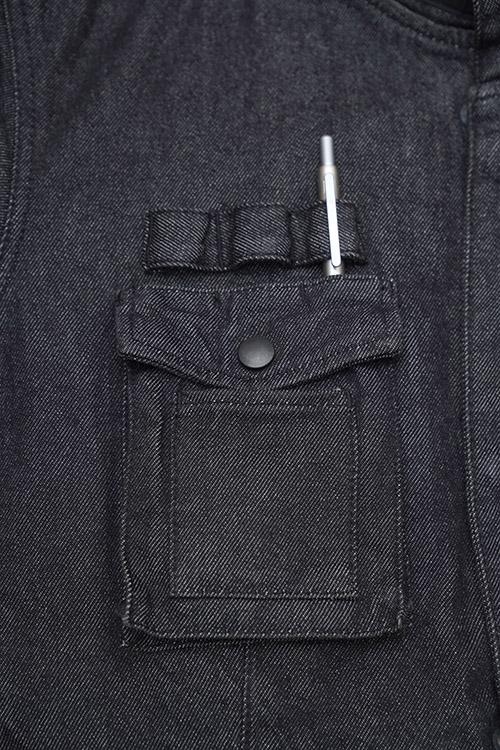 ☆【残りあとわずか!】藤岡弘、プロデュース!オリジナルデニムサバイバルジャケット