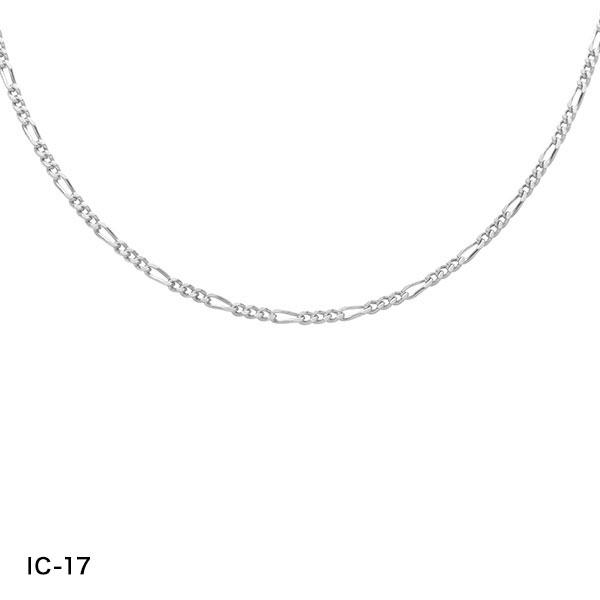 スクエアシェイプネックレス Silver 925 P-768S