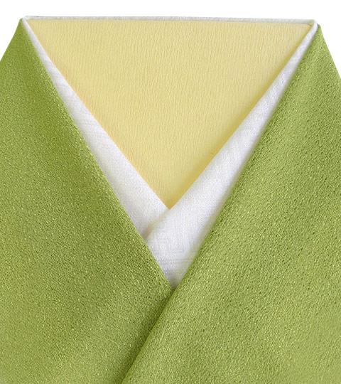 二重さや 紋半衿 / 正絹 / 袷用 二重さや 紋半衿 / 正絹 / 袷用 / 半襟