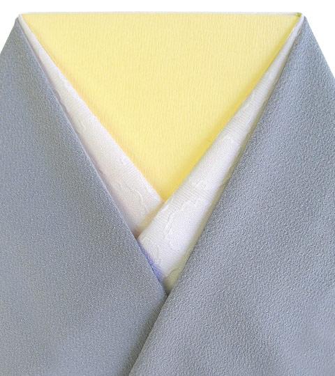 雪輪文 紋半衿 / 正絹 / 袷用 雪輪文 紋半衿 / 正絹 / 袷用 / 半襟