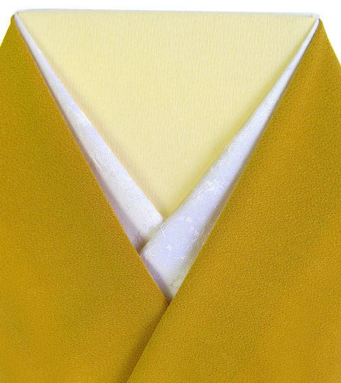 吹き寄せ文 紋半衿 / 正絹 / 袷用 吹き寄せ文 紋半衿 / 正絹 / 袷用 / 半襟