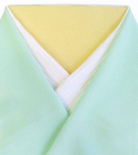 矢羽根文  紋半衿 / 正絹 / 袷用 矢羽根文  紋半衿 / 正絹 / 袷用 / 半襟