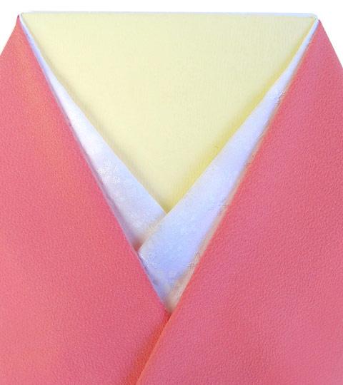 小桜文 紋半衿 / 正絹 / 袷用 小桜文 紋半衿 / 正絹 / 袷用 / 半襟