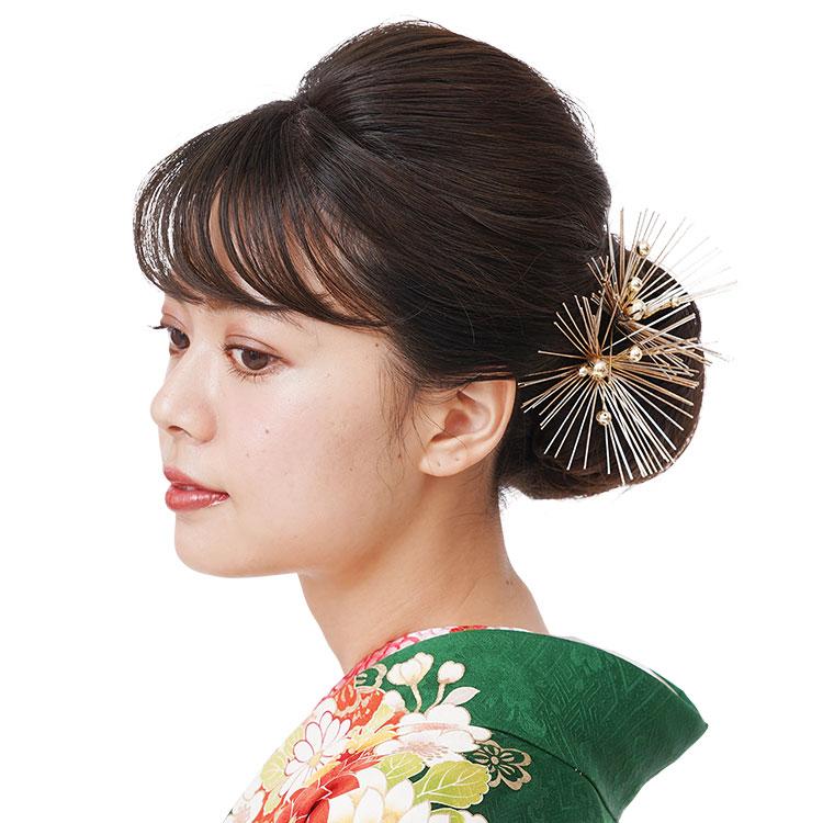 髪飾り 123-015 着物 髪飾り 振袖 入卒 和装小物 京都 さんび シャルマン