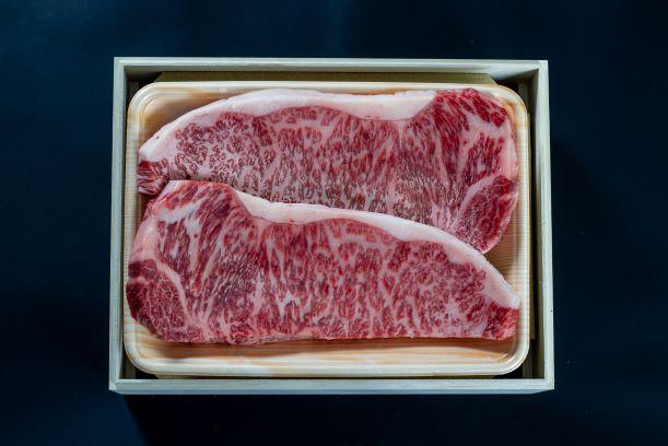 国内産黒毛和牛サーロインステーキ【WG-S】