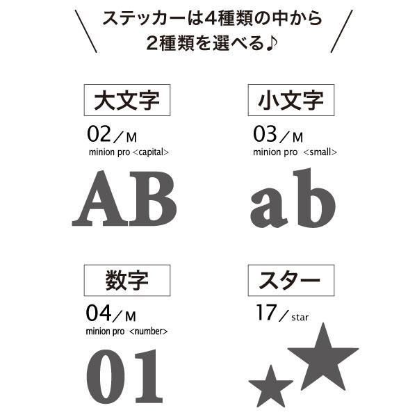 ★モノトーン収納カラーボックスセットB★【送料無料】INBOX(インボックス)  カラーボックス・ウォールステッカー付き
