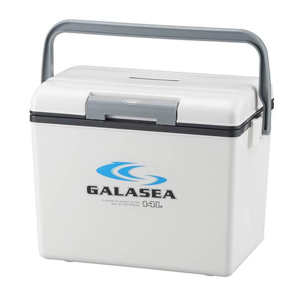 GALASEA(ギャラシー)#14 クーラーボックス ホワイト 13.5L