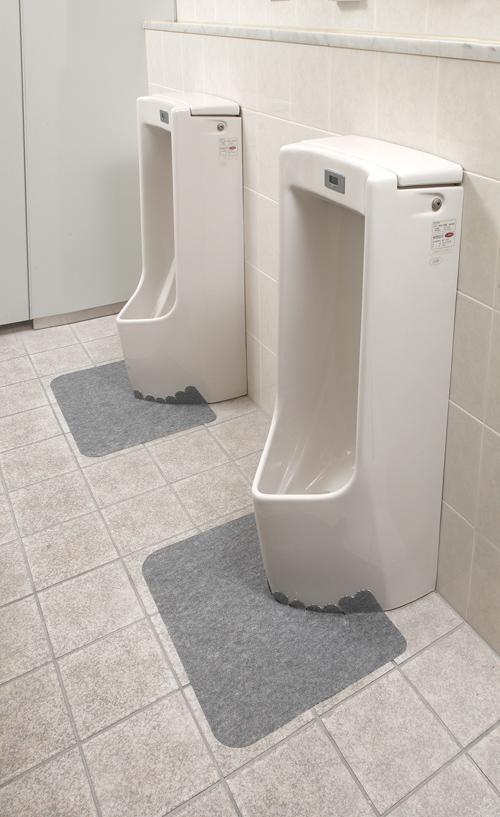 床汚れ防止マット 5枚組