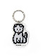 DOG 2 [S] | Stand Up Keyring