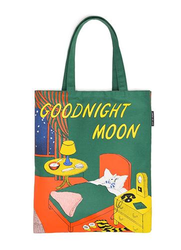 """Goodnight Moon - Tote Bag """"おやすみなさいおつきさま""""トートバッグ"""
