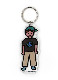 BOY 3 [M] | Stand Up Keyring