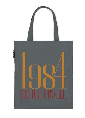 """1984 - Tote Bag """"一九八四年""""トートバッグ"""