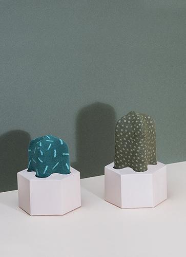 """CACTUS SOCKS """"Mammillaria"""""""