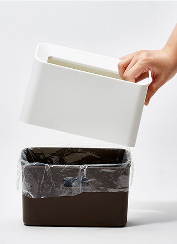Tubelor Cotton Trash グレー