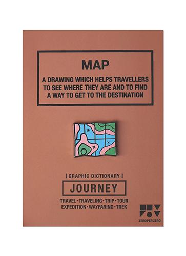 ZPZ トラベルピンズ MAP