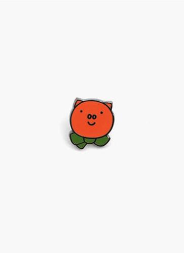 miffy ピンバッジ POPPY PIG