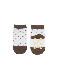"""Brown Bear Socks - 0-12 months  """"くまさん くまさん なにみてるの?""""靴下 0-12ヶ月"""
