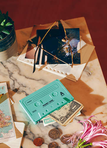"""Money Tape """"Green"""" マネーテープ """"グリーン"""""""