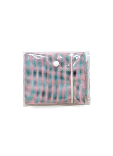 CONVENI BAG / Pink × Mint