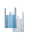 CONVENI BAG / Blue × White