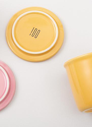 Mug Pot Yellow【マグポット イエロー】