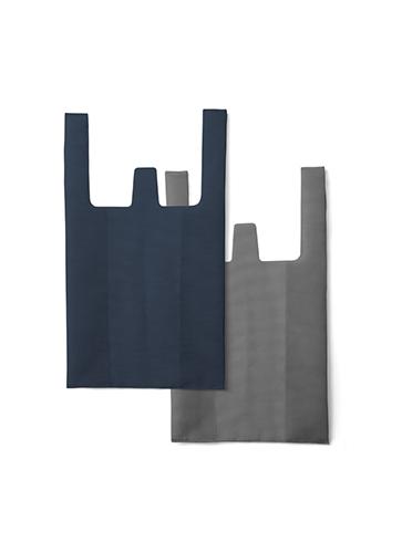 CONVENI BAG / Navy × Dark Gray