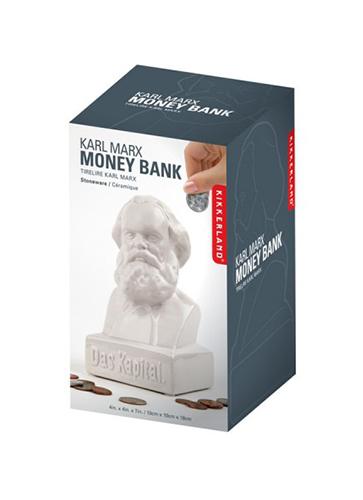 Karl Marx Money Bank【貯金箱】