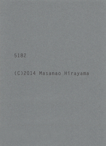 5182 Paper Wallet グレー
