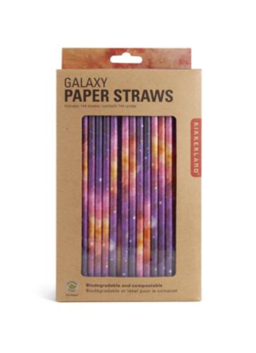 Galaxy Paper Straws ギャラクシーペーパーストロー