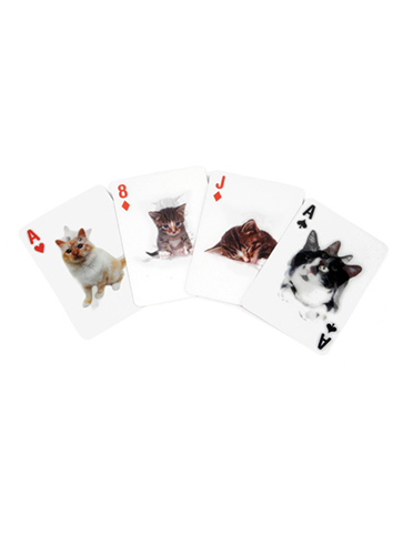 3D CAT CARD