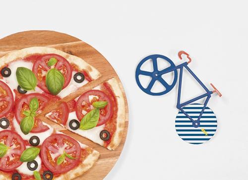 Fixie Pizza Cutter  *Rivera
