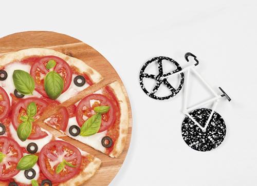 Fixie Pizza Cutter  *Stardust