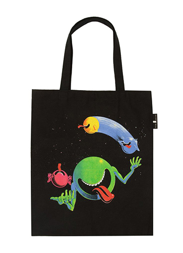 """The Hitchhiker's Guide to the Galaxy """"銀河ヒッチハイク・ガイド""""トートバッグ"""