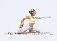 "Yoga Mats ""Terrazzo White"" ヨガマット ""テラゾーホワイト"""