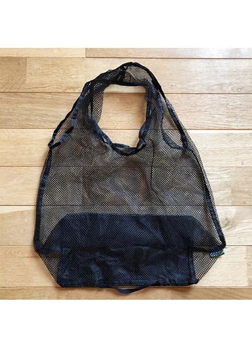 MESH ECO BAG (BLACK)