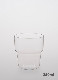 Heat-resistant Glass Cup (Curved)