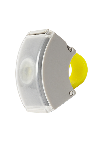 """Curve Light Front """"Gray / Yellow"""""""