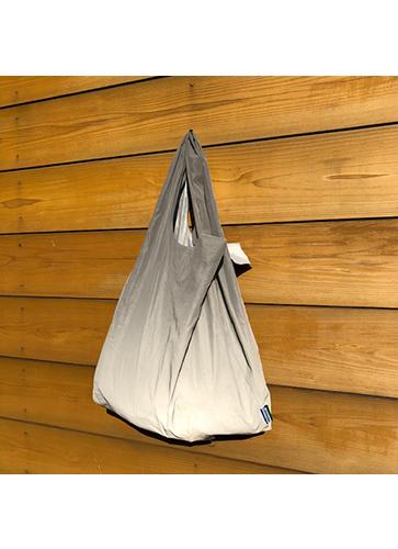 REFLECTOR ECO BAG (L) BK