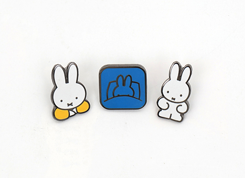 ZPZ miffy ピンバッジ MIFFY SLEEPING