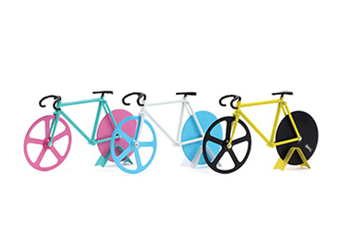Fixie Pizza Cutter  *BUMBLEBEE