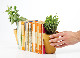 Planter Bookends
