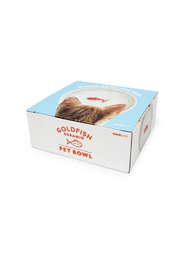 ゴールドフィッシュ ペットボウル Goldfish Pet Bowl
