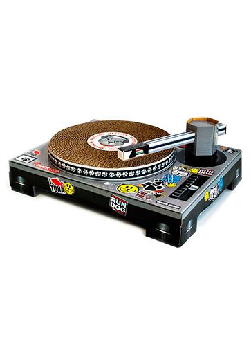 CAT SCRATCH DJ DECK