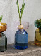 TWO TONE VASE / Pink × Blue