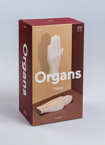 Organs Hand オーガンズハンド